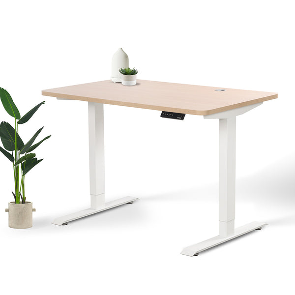 Our stand desks have eight years warranties and the best customer services
