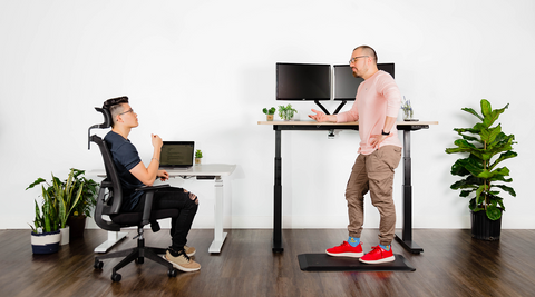 Size Matters: EFFYDESK Gets Real with Reddit's FAQ on Standing Desks