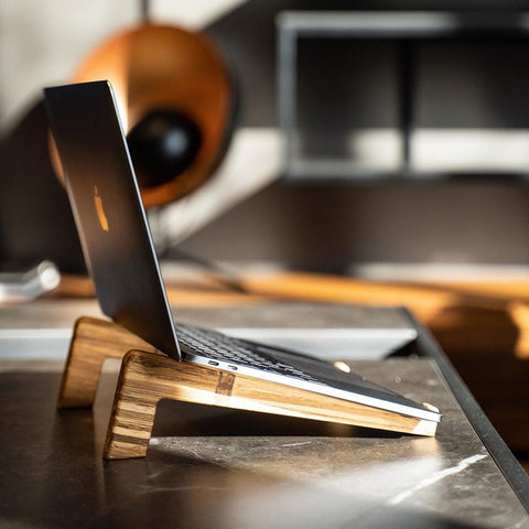 Eco-Friendly Laptop Stand   Closed Loop Collection - EFFYDESK