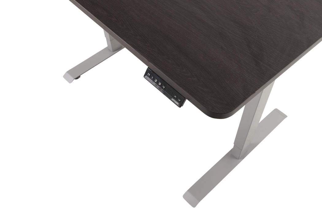 Home Office Sit Stand Desk (Height Adjustable Electric Standing Desk) - EFFYDESK