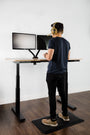 Business Office Sit Stand Desk (Height Adjustable Electric Standing Desk) - EFFYDESK
