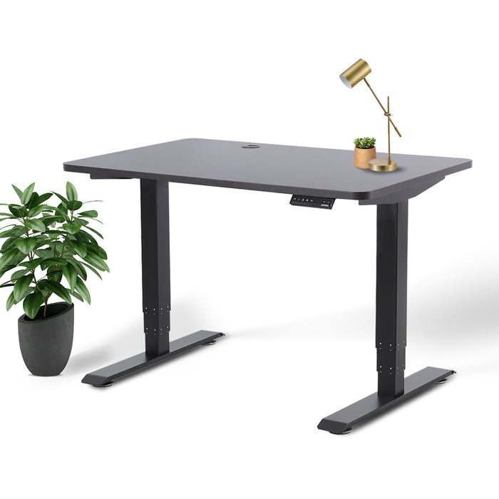 Business Office Sit Stand Desk (Height Adjustable Electric Standing Desk).