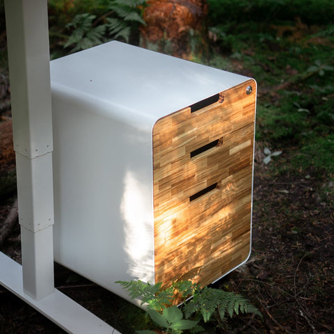 Eco-Friendly Rolling Cabinet | Closed Loop Collection EFFYDESK