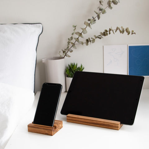 Eco-Friendly Phone Stand and Eco-Friendly Tablet Stand - Closed Loop Collection | EFFYDESK