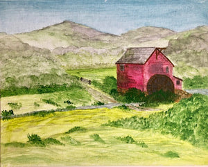 The Mill (AH Signed Original)