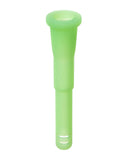 "18mm to 14mm Silicone Downstem 3"" Glow in the Dark"
