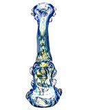 """Rocky Ring"" Fumed Sherlock Bubbler"