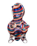 Swirly Turtle Hand Pipe