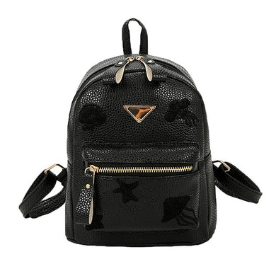 Fashion Backpack Women School Bags For Teenagers - themomandkidsshop