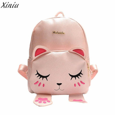 Cat Backpack - themomandkidsshop