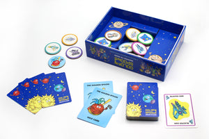 Golden Spoons: Mission to Mars – A Match & Snatch Card Game - themomandkidsshop
