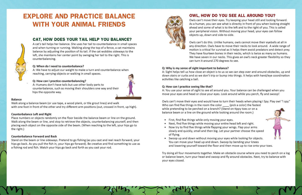How Do You Balance Like That? (Hardcover)