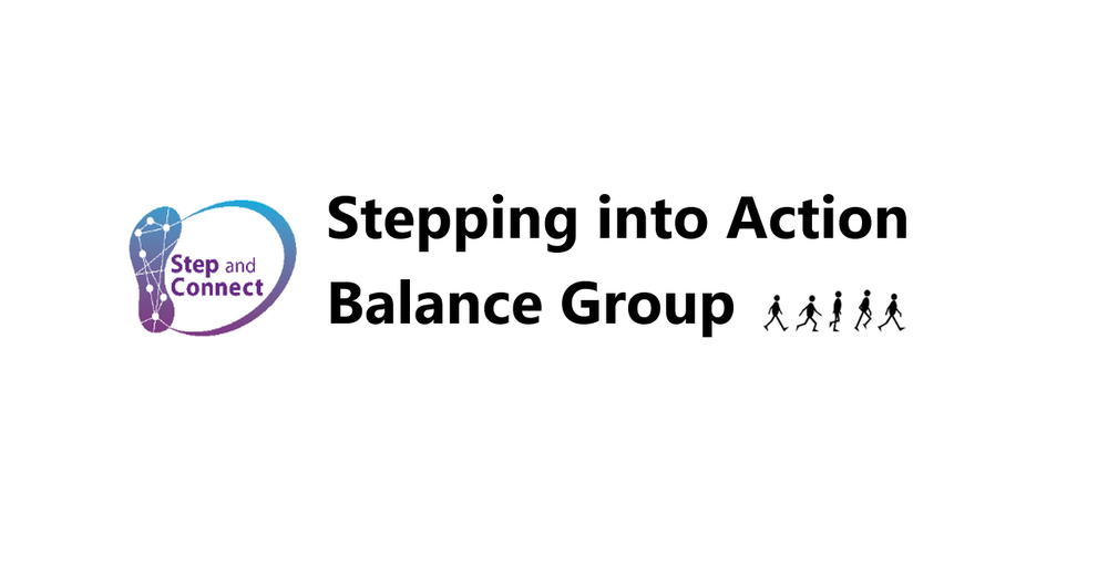 Parkinson's Stepping into Action Group  (Meets every Tuesday 11-12:30p.m., June 9th-June 30th)