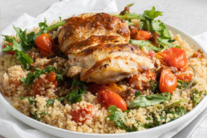 <p>Chicken Burrito Bowl</p>