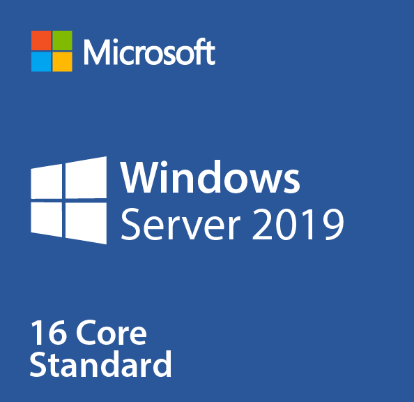 Microsoft Windows Server 2019 Standard 16 Core Instant License - Soft Deal USA