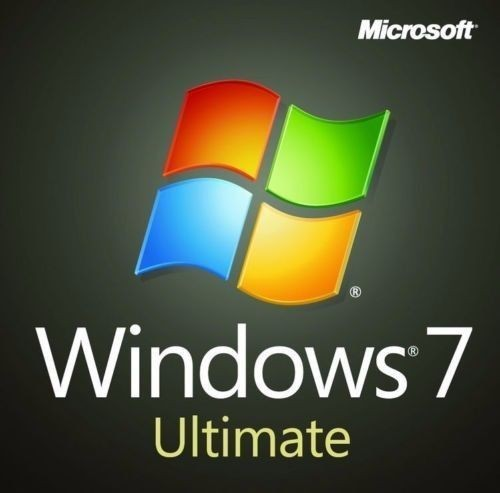Microsoft Windows 7 Ultimate Full License