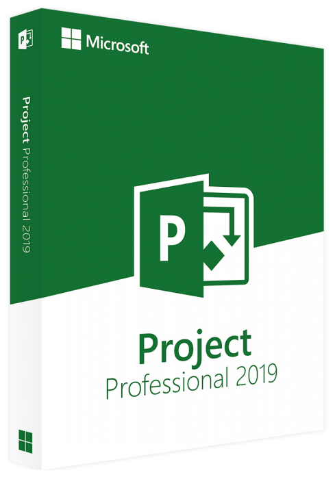 Microsoft Project Professional 2019 Instant Download