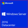 Windows Server 2016 Datacenter 16 Core 2 CPU | 50 User Cal's initial License - Soft Deal USA