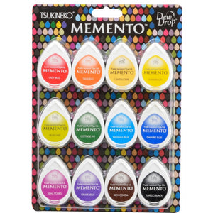 Memento dew drops 12 pack gum drops