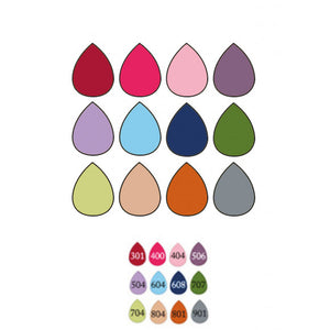 Memento dew drops 12 pack sorbet scoops