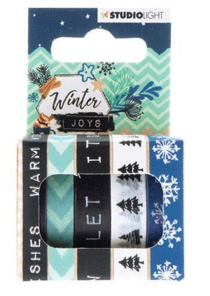 Studio Light • Washi tape Winter joys nr.05