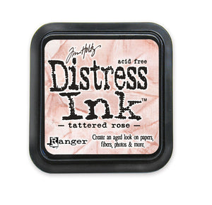 Ranger • Distress ink pad Tattered Rose
