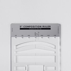 "Composition Ruler 3""  by Nico Ng - Layout - Designhilfe"