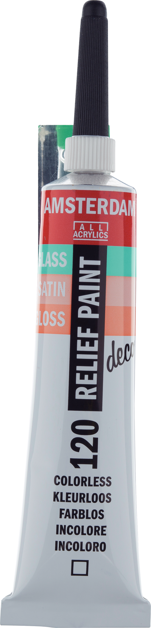 Amsterdam Contour Paint Tube 20 ml
