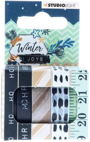 Studio Light • Washi tape Winter joys nr.06