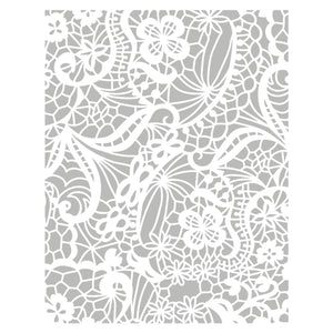 Sizzix • Thinlits die intricate lace Tim Holtz