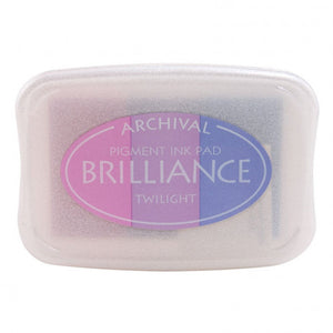 Brilliance ink pad 3-color twilight