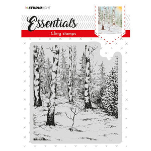 Studio Light cling stamp Essentials christmas nr.01