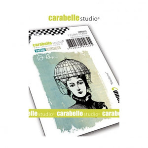 Carabelle Studio • cling stamp madame