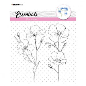 Studio Light • Clear stamp 17x17cm essentials nr.462
