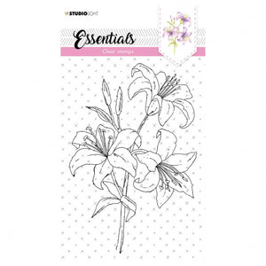 Studio Light • Clear stamp A5 essentials nr.464