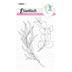 Studio Light • Clear stamp A5 essentials nr.465