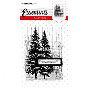 Studio Light • Clear stamp A7 Essentials nr.471