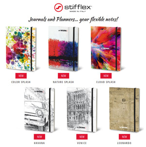 Artwork BOOK Collection von stifflex  Sketchbook Skizzenbuch,