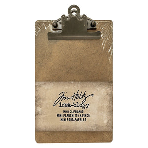 Mini Clipboard idea-ology  Tim Holtz.