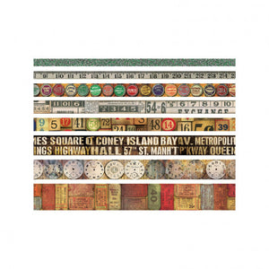 Idea-ology • Tim Holtz design tape vintage