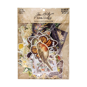 Idea-ology • Tim Holtz layers botanicals
