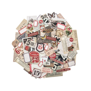 Idea-ology • Tim Holtz ephemera pack snippets