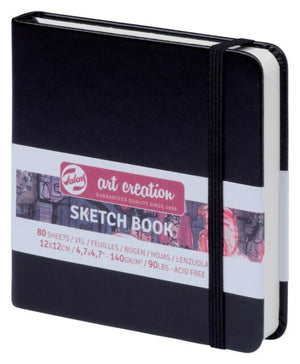 ART CREATION Sketch Book, 12 x 12 cm, 80 Blatt