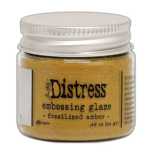 Ranger • Distress embossing glaze