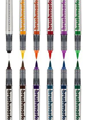 KARIN Brushmarker PRO  Basic Color Set 11 Stück  + Blender