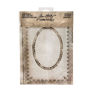 Idea-ology • Tim Holtz Worn Binder Ringbuch A6