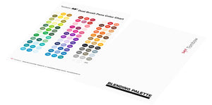 Tombow Blending Palette - 3er Set