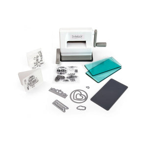 Sizzix • Sidekick Anfänger-Set White & Grey