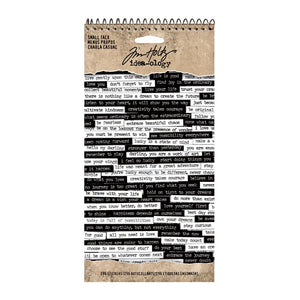 Advantus • Tim Holtz Idea-ology small talk 296 Stück