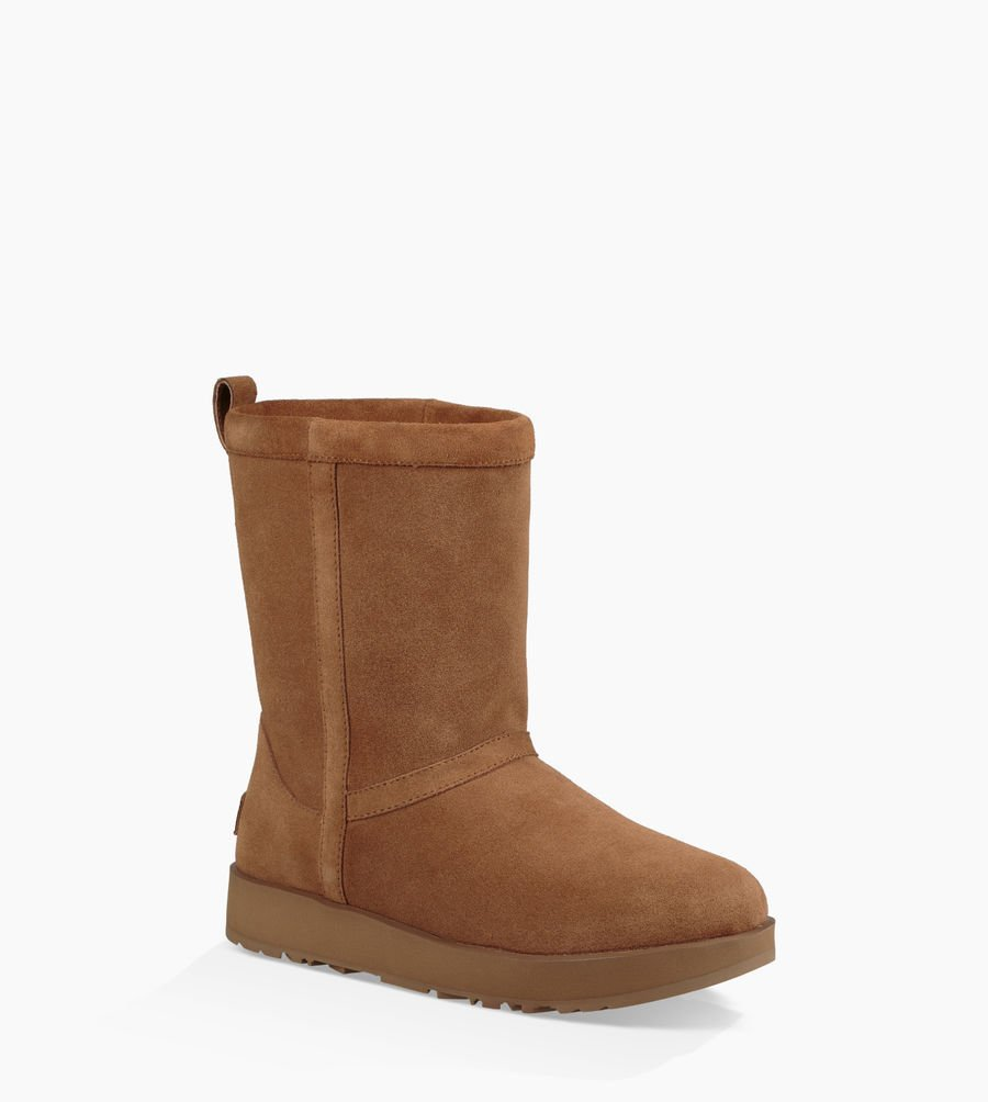 UGG CLASSIC SHORT WP - 1017508CHE